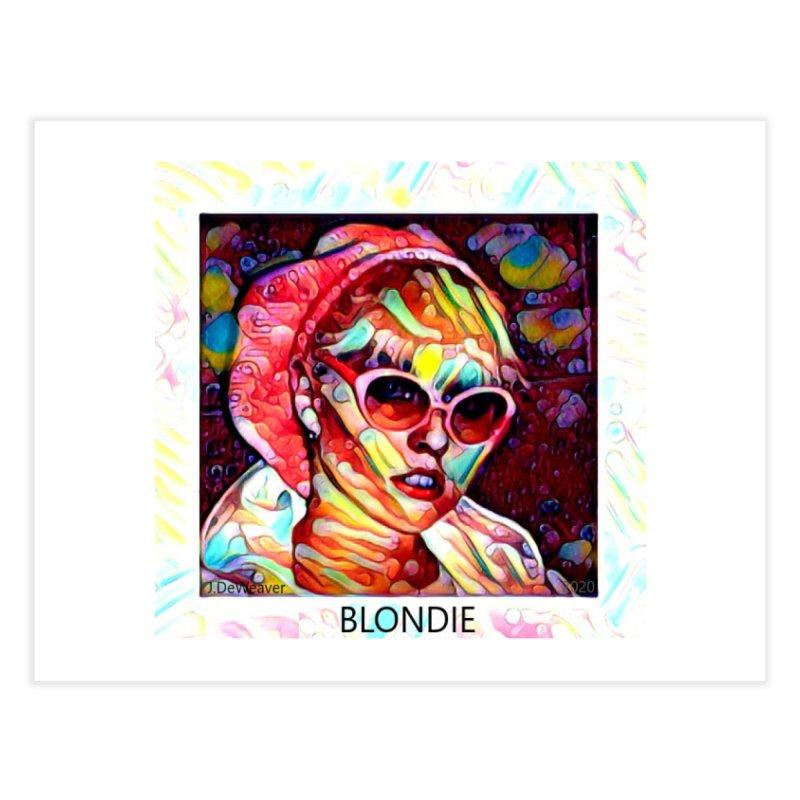 BLONDIE 2020 Home Fine Art Print by James DeWeaver - Artist - Official Merchandise