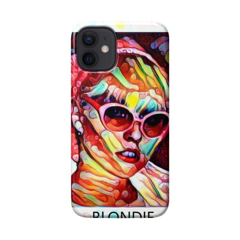 BLONDIE 2020 Accessories Phone Case by James DeWeaver - Artist - Official Merchandise