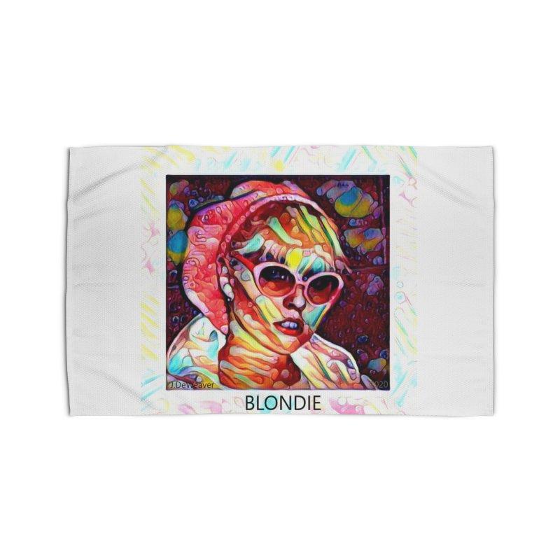 BLONDIE 2020 Home Rug by James DeWeaver - Artist - Official Merchandise