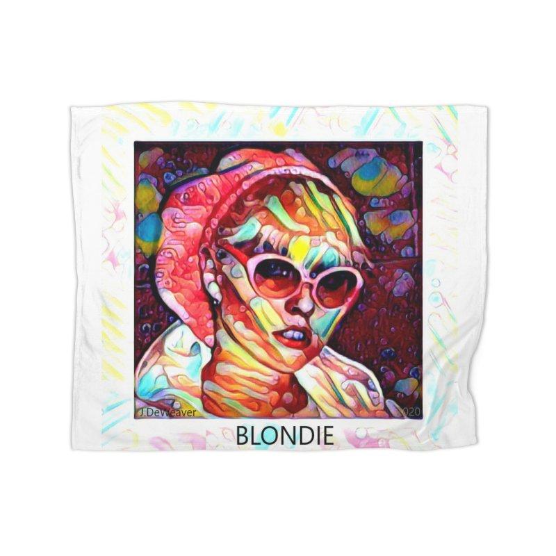 BLONDIE 2020 Home Blanket by James DeWeaver - Artist - Official Merchandise