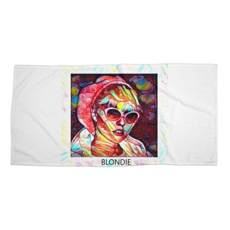 BLONDIE 2020 Accessories Beach Towel by James DeWeaver - Artist - Official Merchandise