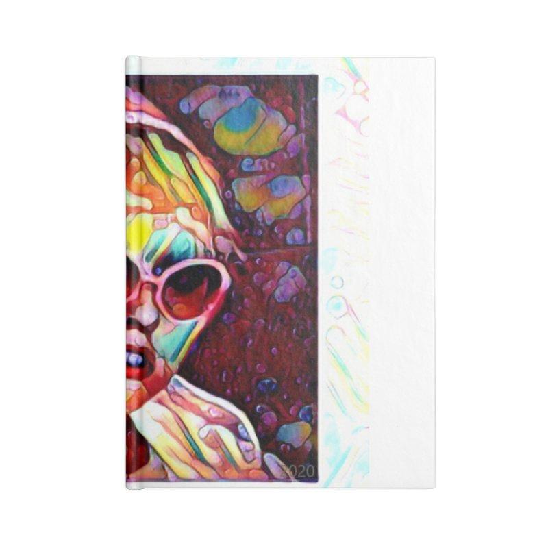 BLONDIE 2020 Accessories Notebook by James DeWeaver - Artist - Official Merchandise