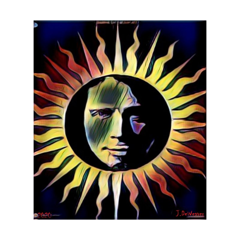 "Chris Cornell ""Shadow on the Sun"" 2020 Revise of original Home Tapestry by James DeWeaver - Artist - Official Merchandise"