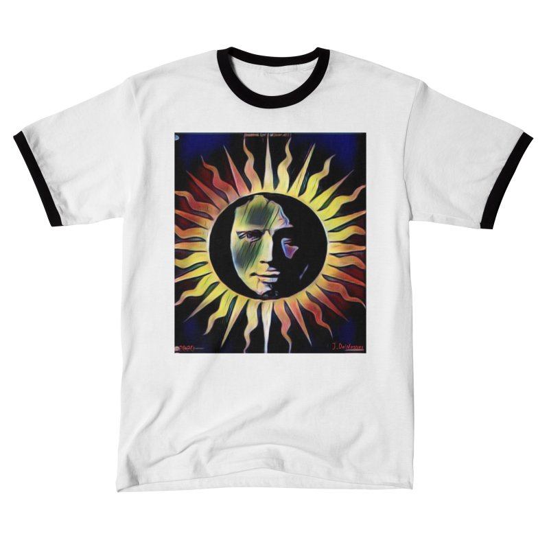 "Chris Cornell ""Shadow on the Sun"" 2020 Revise of original Women's T-Shirt by James DeWeaver - Artist - Official Merchandise"