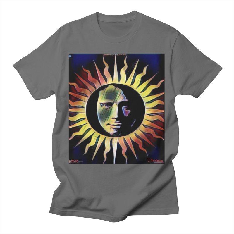 "Chris Cornell ""Shadow on the Sun"" 2020 Revise of original Men's T-Shirt by James DeWeaver - Artist - Official Merchandise"