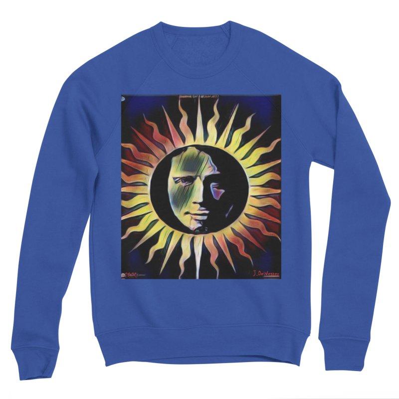 "Chris Cornell ""Shadow on the Sun"" 2020 Revise of original Men's Sweatshirt by James DeWeaver - Artist - Official Merchandise"