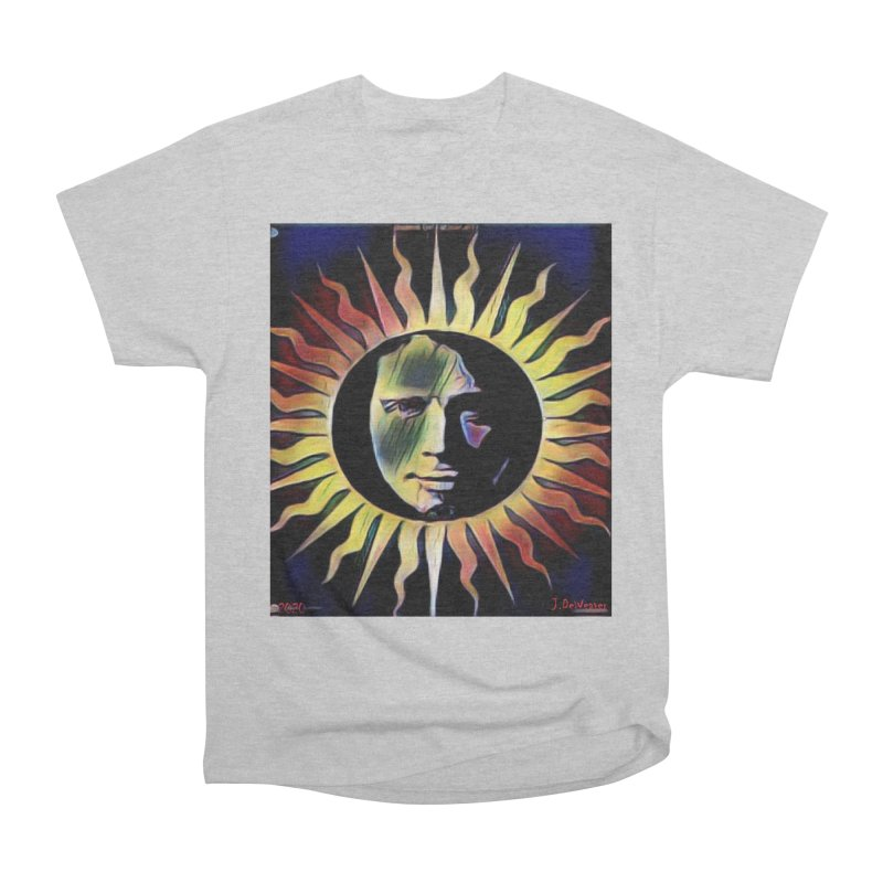 "Chris Cornell ""Shadow on the Sun"" 2020 Revise of original Men's T-Shirt by James DeWeaver - Artist - Official Merchandise"