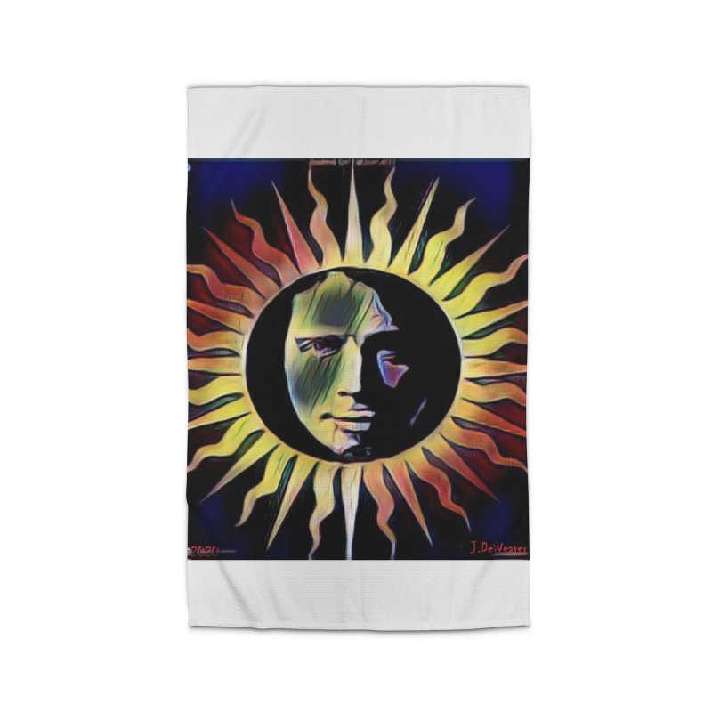 """Chris Cornell """"Shadow on the Sun"""" 2020 Revise of original Home Rug by James DeWeaver - Artist - Official Merchandise"""