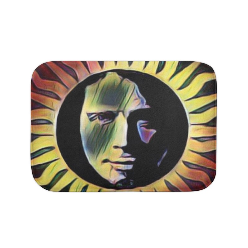 "Chris Cornell ""Shadow on the Sun"" 2020 Revise of original Home Bath Mat by James DeWeaver - Artist - Official Merchandise"