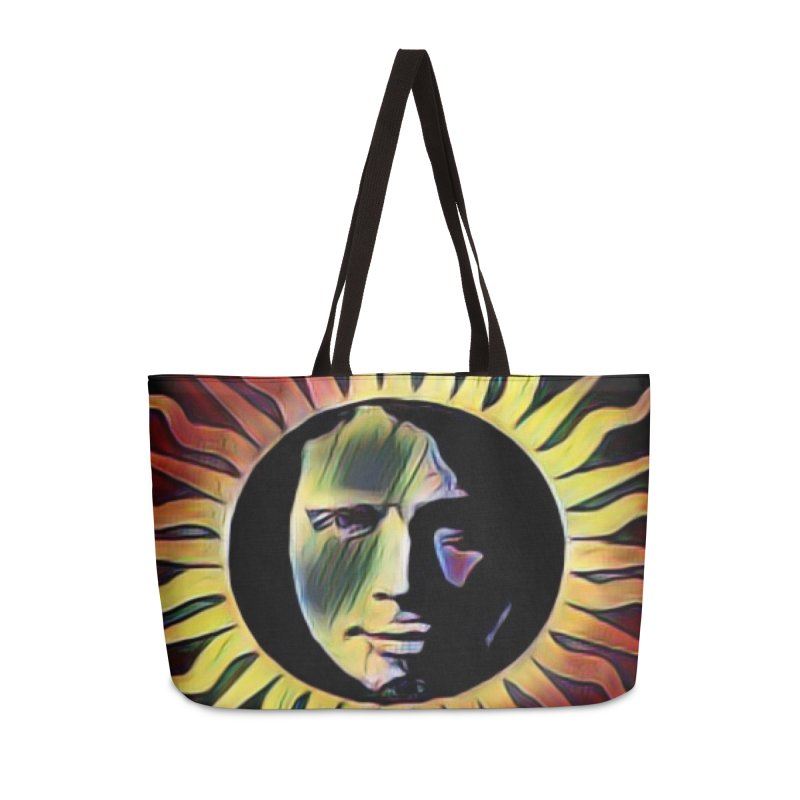 """Chris Cornell """"Shadow on the Sun"""" 2020 Revise of original Accessories Bag by James DeWeaver - Artist - Official Merchandise"""
