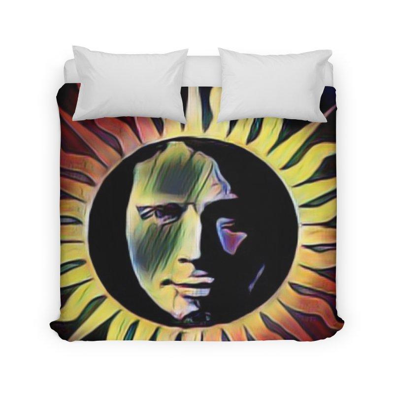 "Chris Cornell ""Shadow on the Sun"" 2020 Revise of original Home Duvet by James DeWeaver - Artist - Official Merchandise"