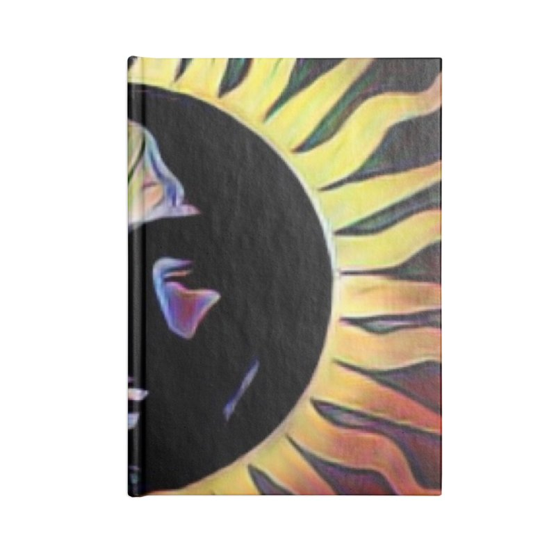 """Chris Cornell """"Shadow on the Sun"""" 2020 Revise of original Accessories Notebook by James DeWeaver - Artist - Official Merchandise"""