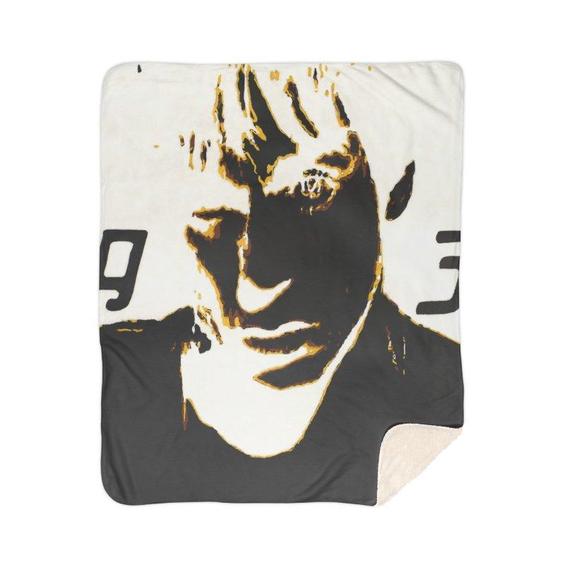 IGGY '93 20200 Home Blanket by James DeWeaver - Artist - Official Merchandise