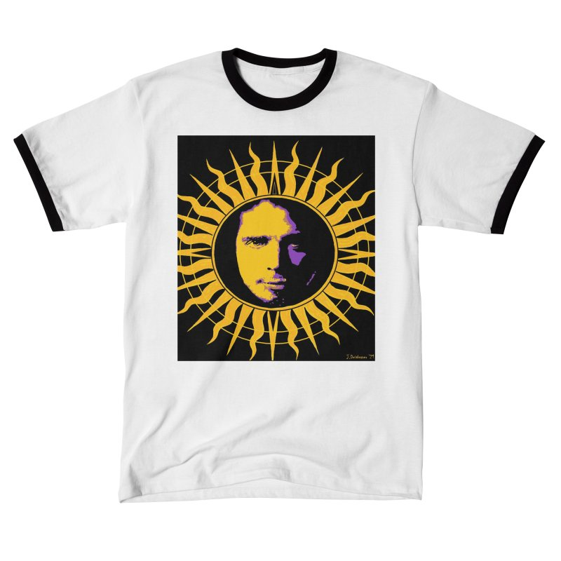 "Chris Cornell ""Shadow on the Sun"" 2021 Women's T-Shirt by James DeWeaver - Artist - Official Merchandise"