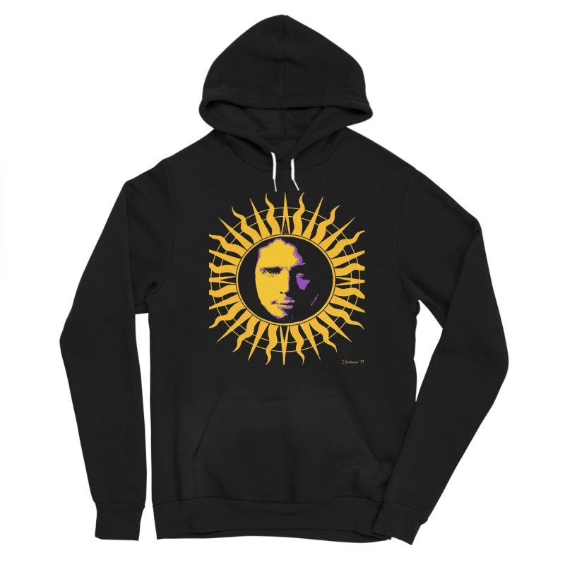 """Chris Cornell """"Shadow on the Sun"""" 2021 Women's Pullover Hoody by James DeWeaver - Artist - Official Merchandise"""