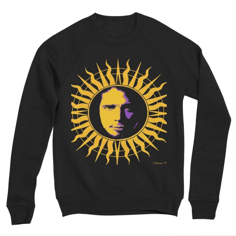 "Chris Cornell ""Shadow on the Sun"" 2021 Men's Sweatshirt by James DeWeaver - Artist - Official Merchandise"