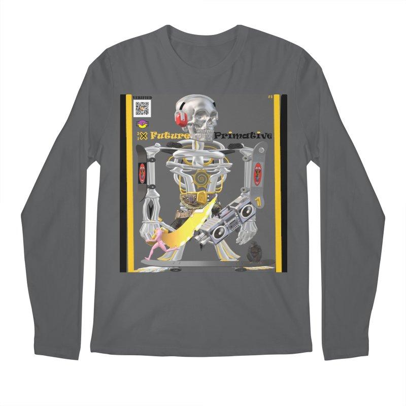 Future Primative 2021 by James DeWeaver Men's Longsleeve T-Shirt by James DeWeaver - Artist - Official Merchandise