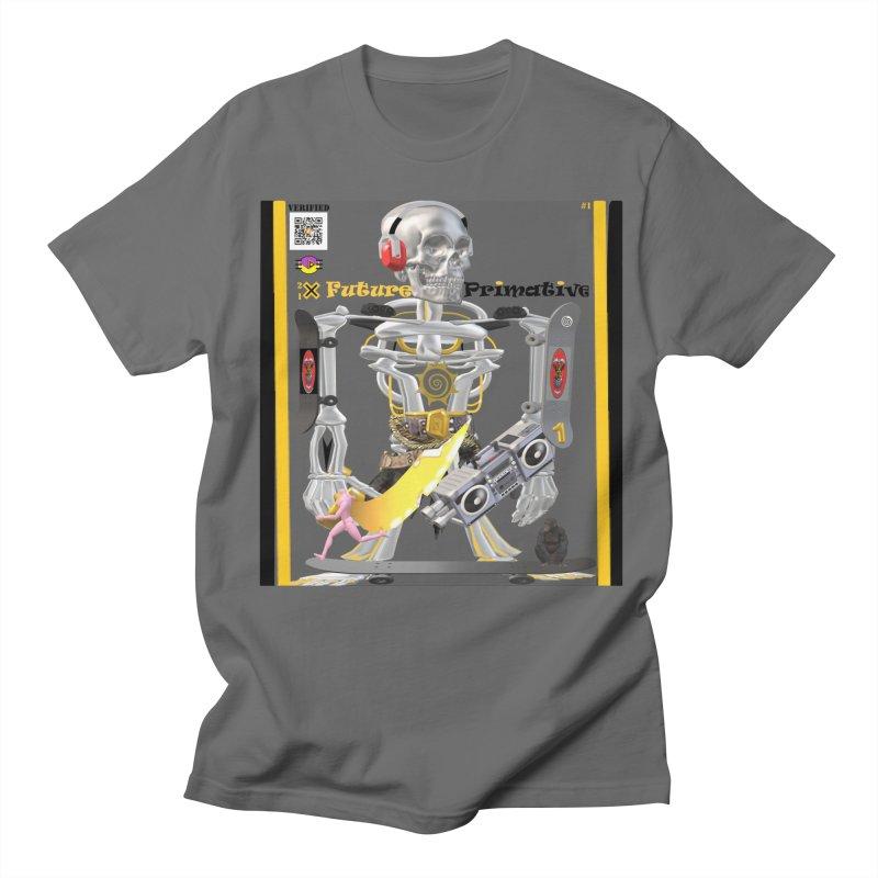 Future Primative 2021 by James DeWeaver Men's T-Shirt by James DeWeaver - Artist - Official Merchandise