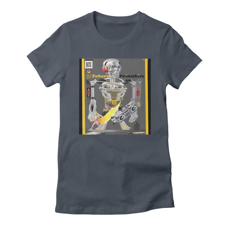 Future Primative 2021 by James DeWeaver Women's T-Shirt by James DeWeaver - Artist - Official Merchandise