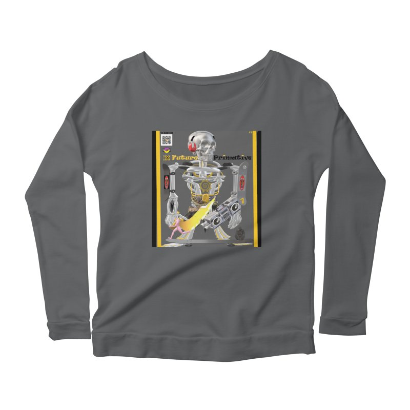 Future Primative 2021 by James DeWeaver Women's Longsleeve T-Shirt by James DeWeaver - Artist - Official Merchandise