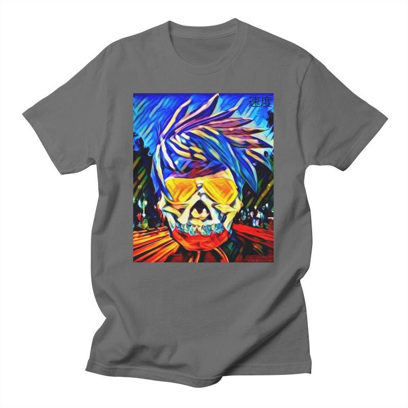 Speed 2021 by James DeWeaver Men's T-Shirt by James DeWeaver - Artist - Official Merchandise