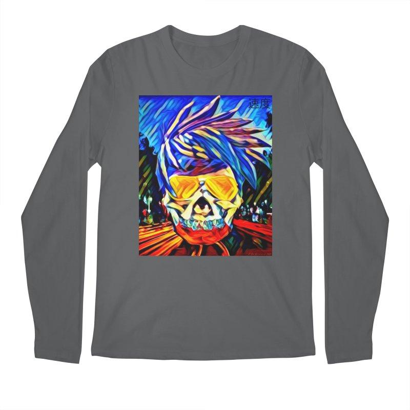 Speed 2021 by James DeWeaver Men's Longsleeve T-Shirt by James DeWeaver - Artist - Official Merchandise