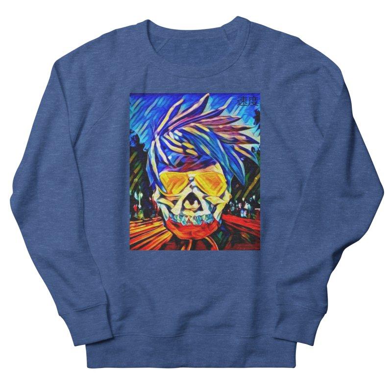 Speed 2021 by James DeWeaver Men's Sweatshirt by James DeWeaver - Artist - Official Merchandise