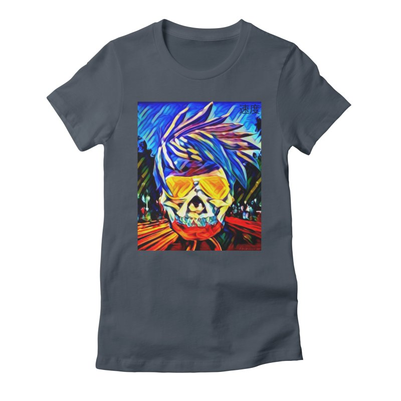 Speed 2021 by James DeWeaver Women's T-Shirt by James DeWeaver - Artist - Official Merchandise