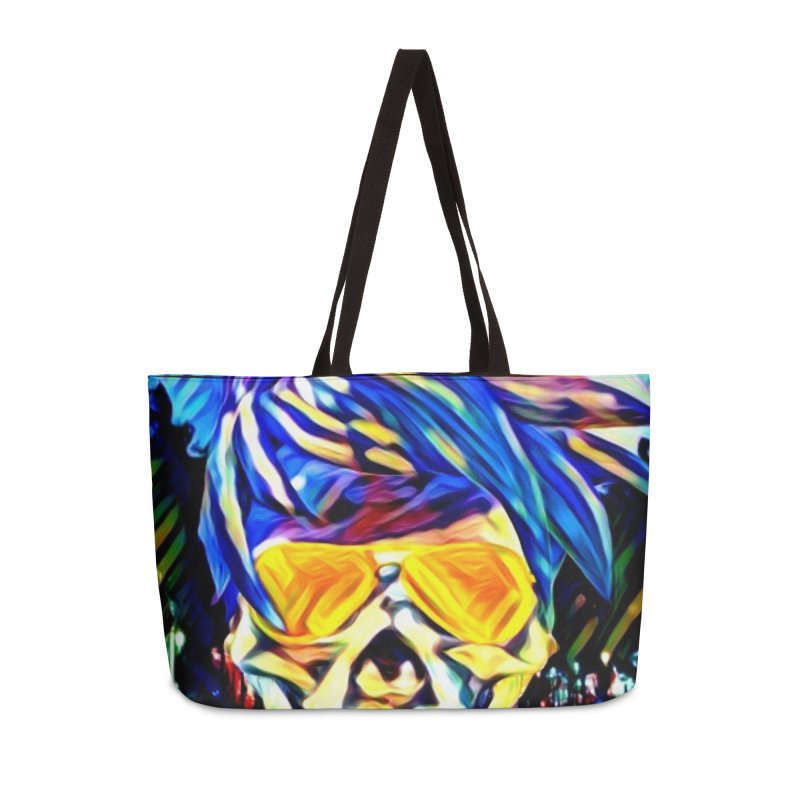Speed 2021 by James DeWeaver Accessories Bag by James DeWeaver - Artist - Official Merchandise