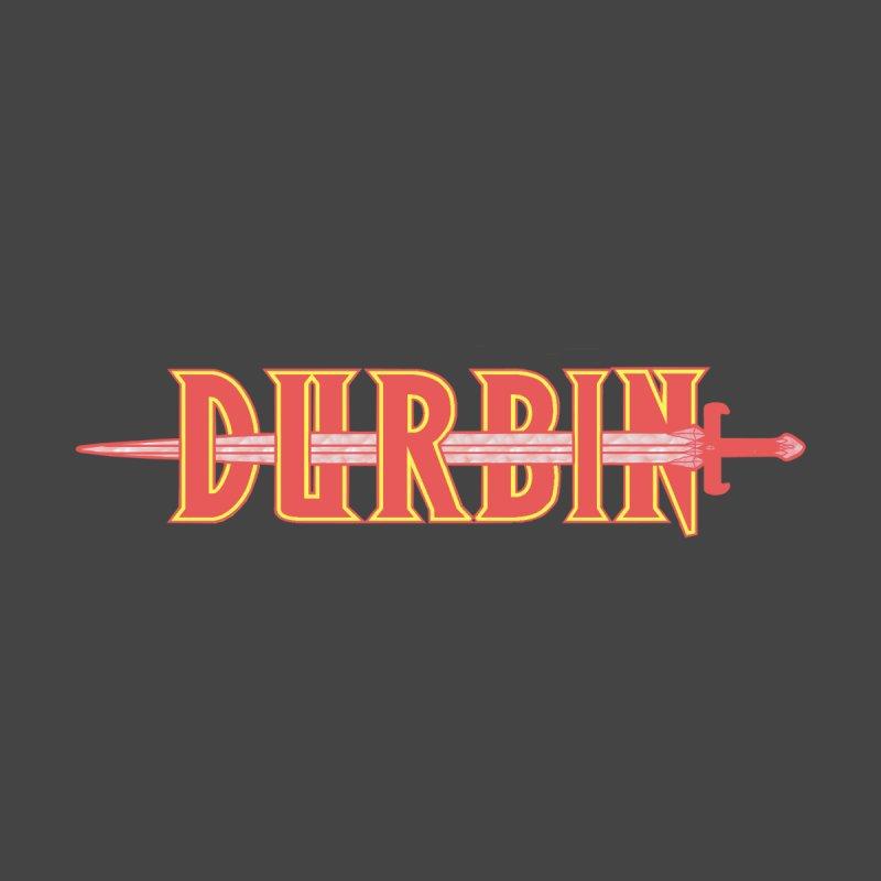 DURBIN Accessories Magnet by James Durbin's Artist Shop