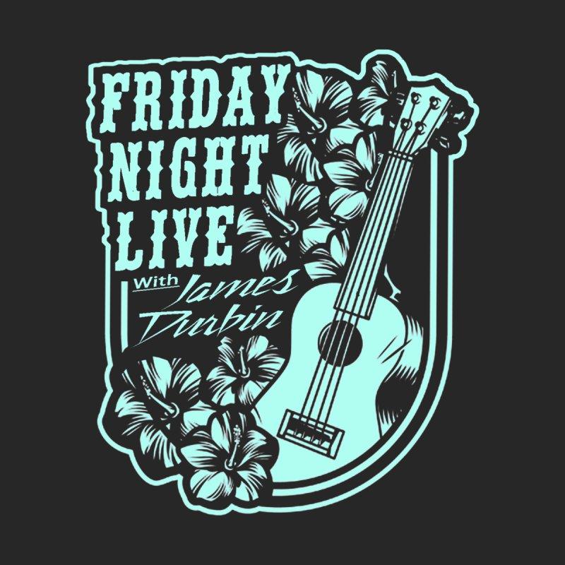 FRIDAY NIGHT LIVE - UKULELE NIGHT Kids T-Shirt by James Durbin's Artist Shop