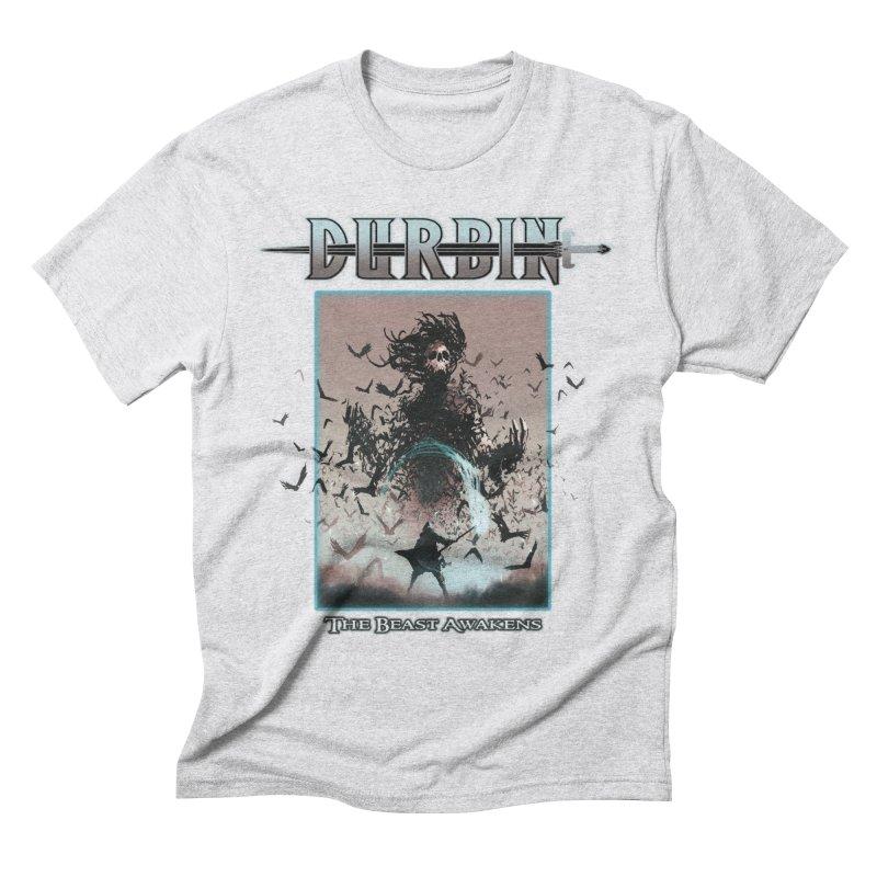 DURBIN - The Beast Awakens - Adventure Novel Men's T-Shirt by James Durbin's Artist Shop