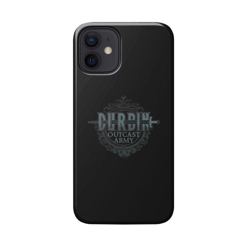 DURBIN: Outcast Army Accessories Phone Case by James Durbin's Artist Shop
