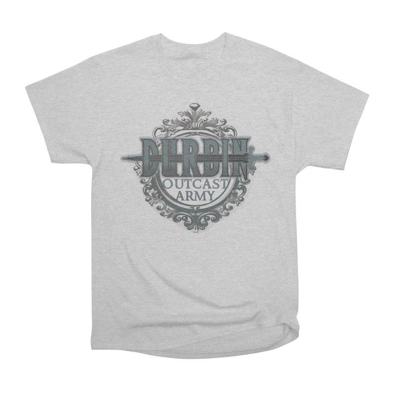 DURBIN: Outcast Army Men's T-Shirt by James Durbin's Artist Shop