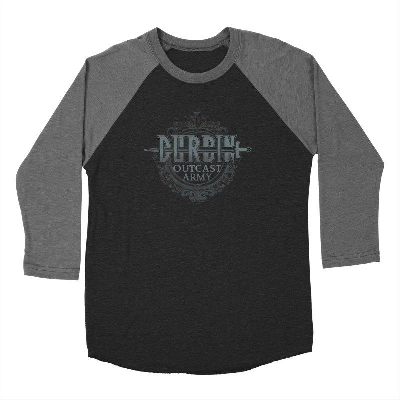 DURBIN: Outcast Army Men's Longsleeve T-Shirt by James Durbin's Artist Shop
