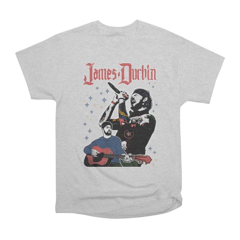 James Durbin Bootleg Men's T-Shirt by James Durbin's Artist Shop