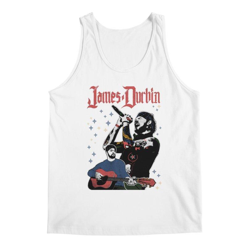 James Durbin Bootleg Men's Tank by James Durbin's Artist Shop