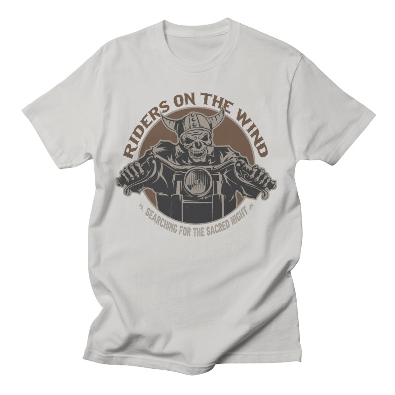 RIDERS ON THE WIND Men's T-Shirt by James Durbin's Artist Shop