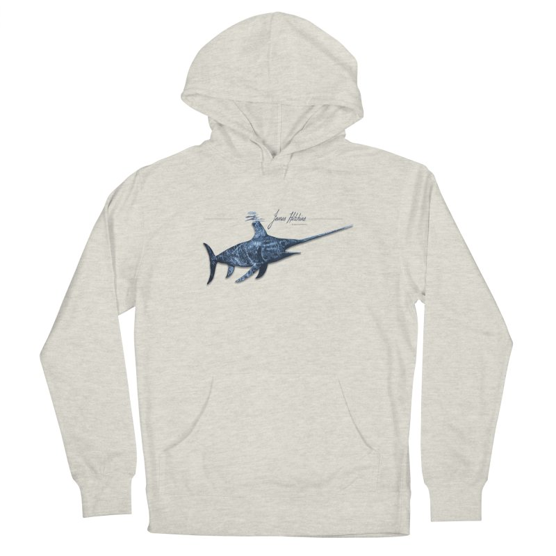 Reflections Women's Pullover Hoody by James Hitchins Artist Shop