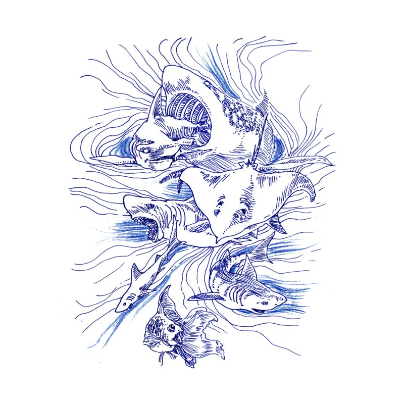Marine by James Leong on Threadless