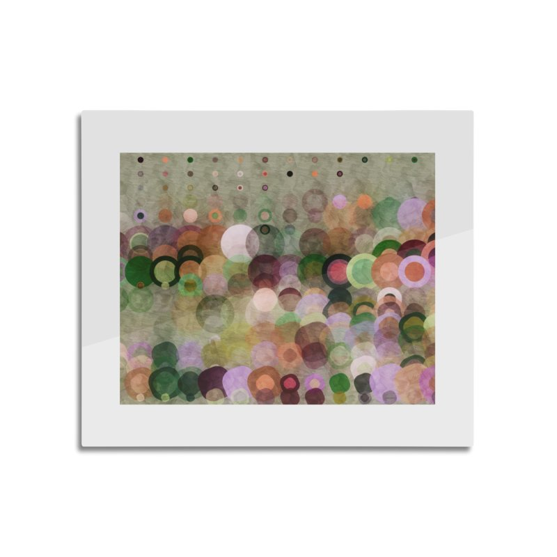 Dots Bot — 8 Home Mounted Acrylic Print by jamesshedden's Artist Shop