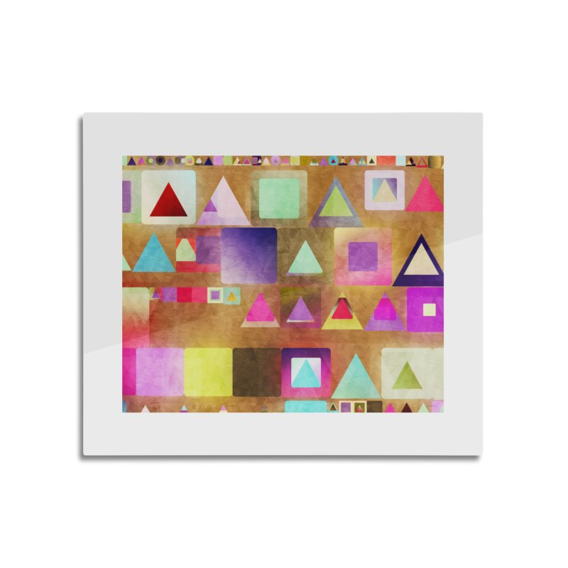Dots Bot — 4 Home Mounted Acrylic Print by jamesshedden's Artist Shop