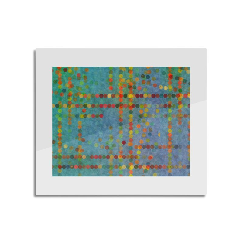 Dots Bot — 5 Home Mounted Acrylic Print by jamesshedden's Artist Shop
