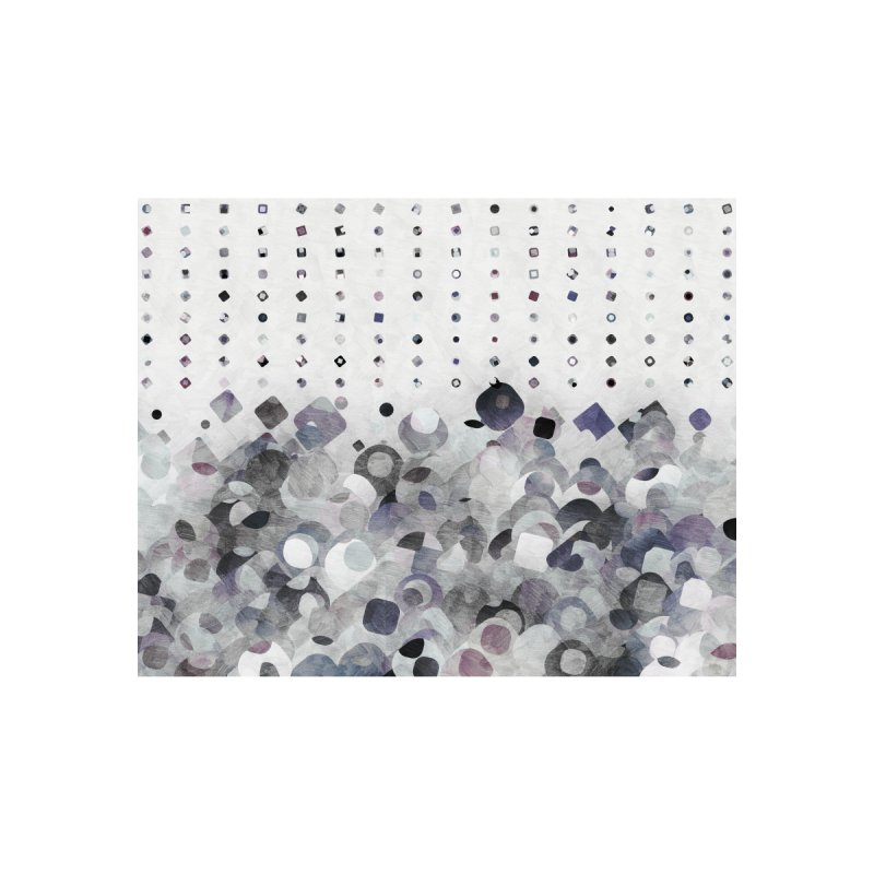 Dots Bot — 6 Home Fine Art Print by jamesshedden's Artist Shop