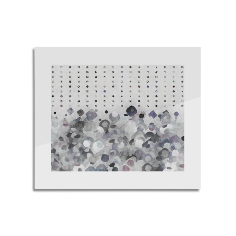 Dots Bot — 6 Home Mounted Acrylic Print by jamesshedden's Artist Shop