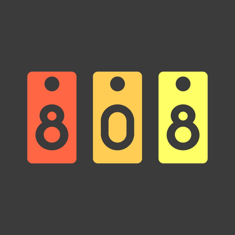 808 by James Stiff's Shop