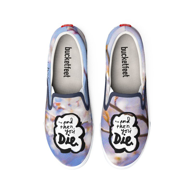 ...and then Men's Shoes by James Victore's Artist Shop