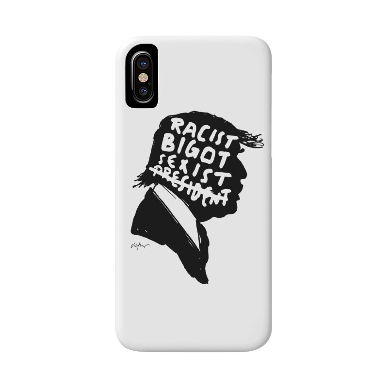 Coward in Chief Accessories Phone Case by James Victore's Artist Shop