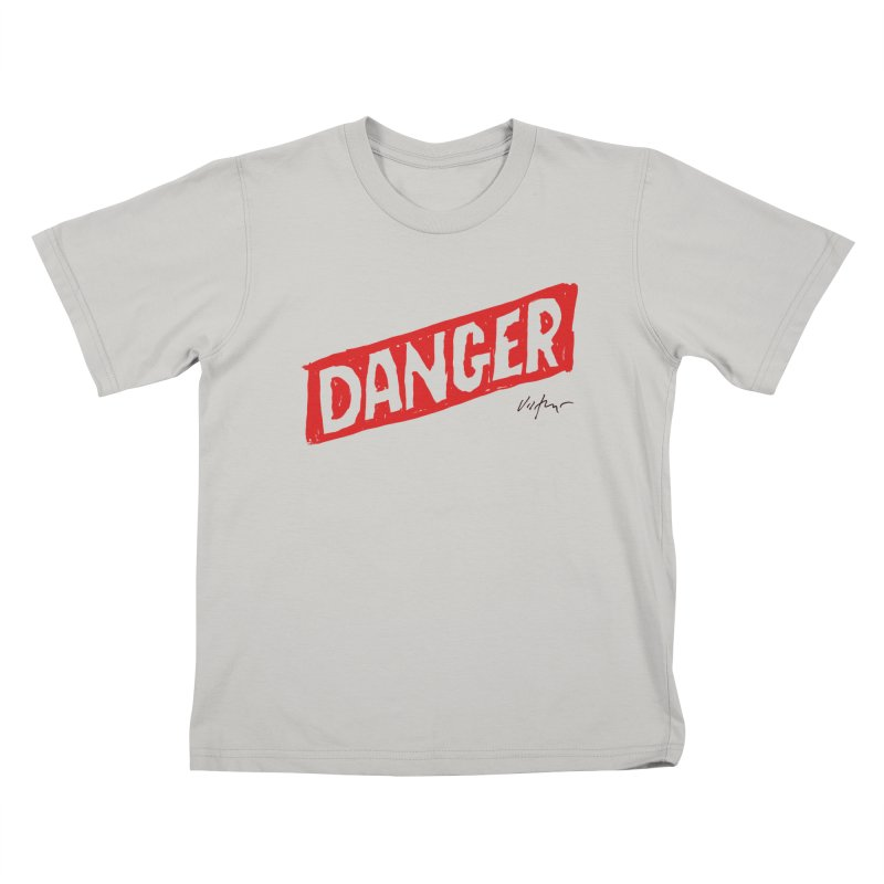 Danger Kids T-Shirt by James Victore's Artist Shop