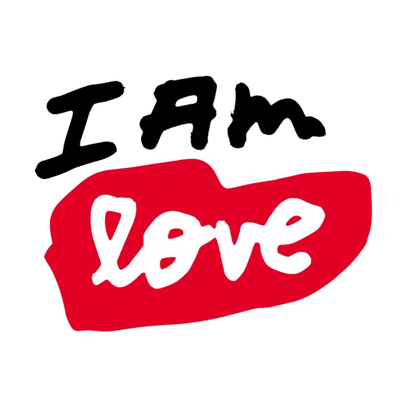 I AM: Love by James Victore's Artist Shop